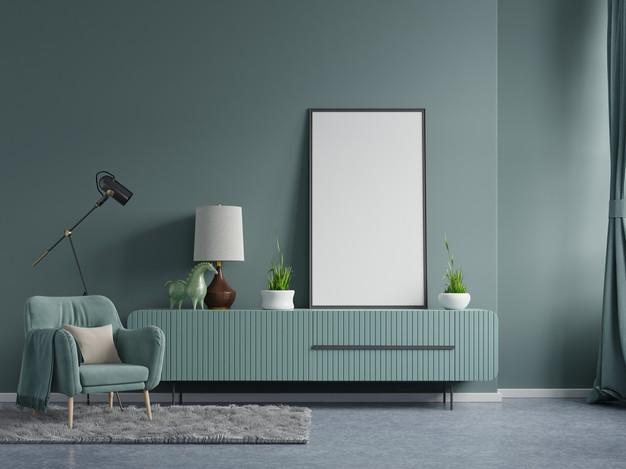 grønne møbler