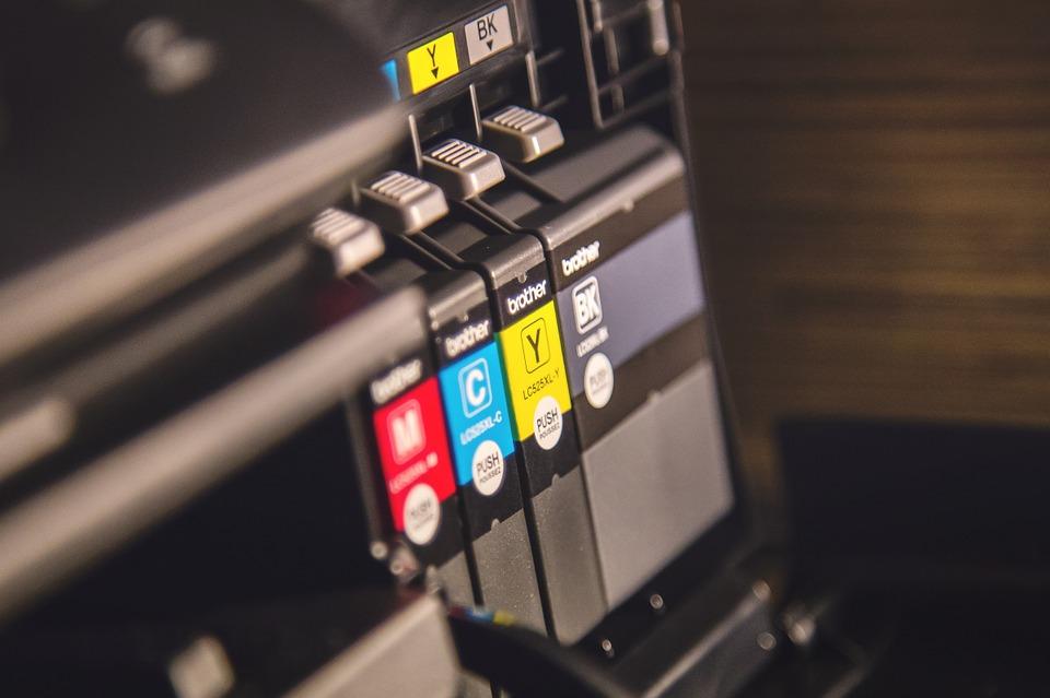 printerblæk
