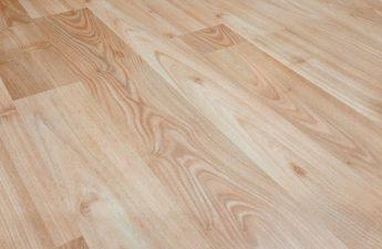 Fyrretræ gulv
